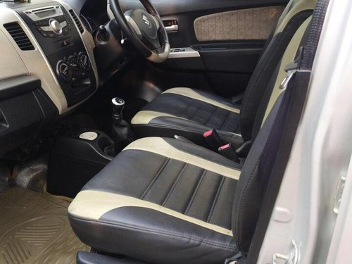 Used Maruti Suzuki Wagon R VXI 2016 MT for sale in Mumbai
