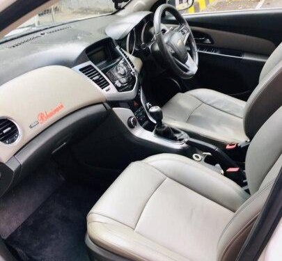 Used 2010 Chevrolet Cruze LTZ MT for sale in Bangalore