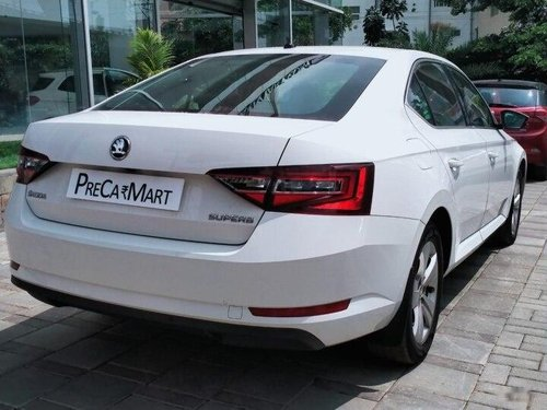 Used 2017 Skoda Superb 1.8 TSI AT for sale in Bangalore
