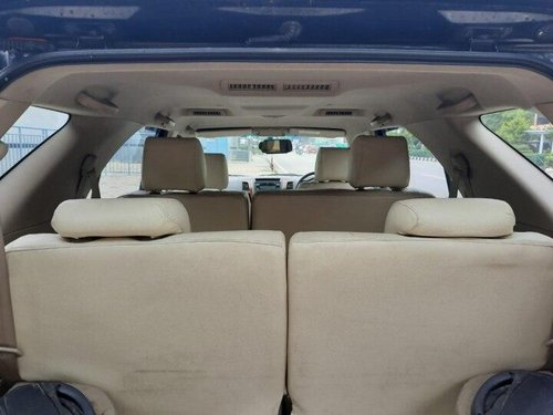 Used 2009 Toyota Fortuner MT for sale in Bangalore