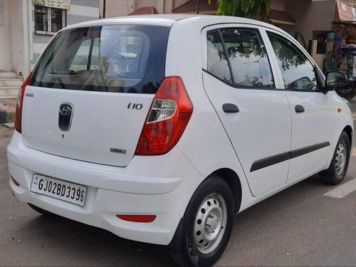 Used Hyundai i10 Era 1.1 2011 MT for sale in Ahmedabad