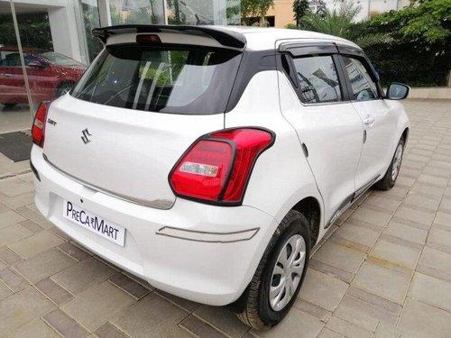 Used Used Maruti Suzuki Swift VXI 2019 MT for sale in Bangalore
