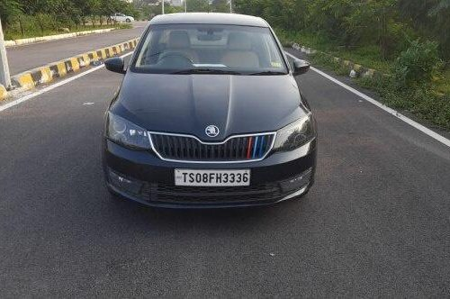 Used Skoda Rapid 2016 MT for sale in Hyderabad