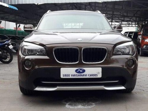 Used BMW X1 sDrive20d 2012 AT for sale in Coimbatore