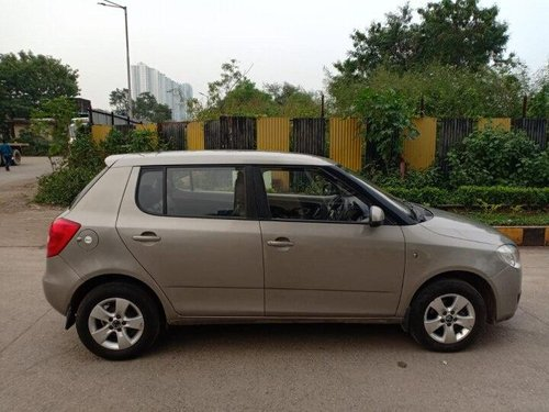 Used Skoda Fabia 2010 MT for sale in Mumbai-9