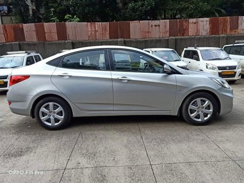Used Hyundai Verna 1.6 SX VTVT 2012 MT for sale in Thane