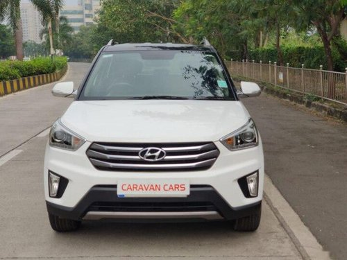 Used 2017 Hyundai Creta AT for sale in Mumbai