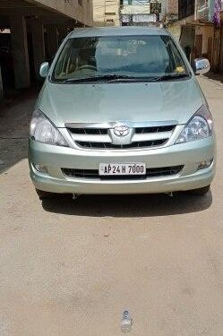 Used Toyota Innova 2005 MT for sale in Hyderabad -4
