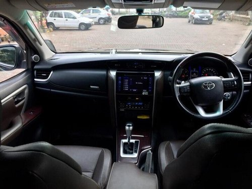 Used Toyota Fortuner 4x2 AT 2018 AT for sale in Mumbai