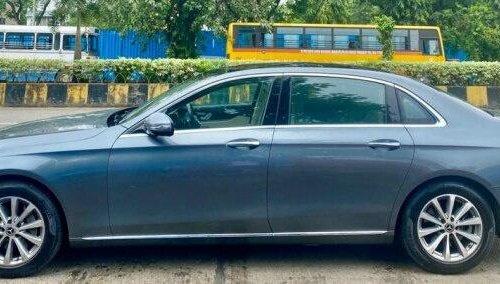 Mercedes-Benz E-Class E350 CDI Avantgrade 2018 AT in Mumbai