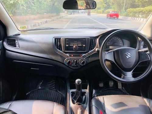 Maruti Suzuki Baleno Sigma 2017 MT for sale in New Delhi