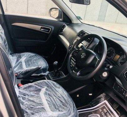Used Maruti Suzuki Vitara Brezza ZDi 2019 MT for sale in New Delhi