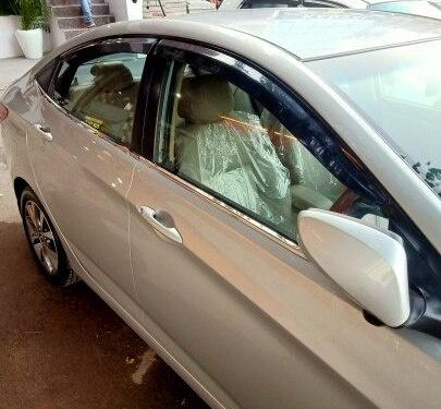 Used Hyundai Verna 2015 MT for sale in New Delhi