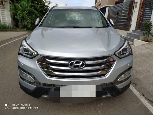Used 2015 Hyundai Santa Fe 2WD AT for sale in Chennai -6