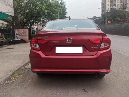 Used Honda Amaze S i-VTEC 2019 MT for sale in Mumbai