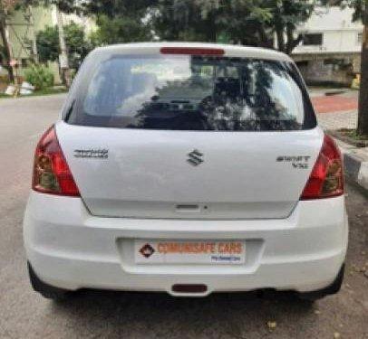 Maruti Suzuki Swift VXI 2009 MT for sale in Bangalore