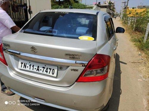 Used Maruti Suzuki Swift Dzire Vdi BSIV 2012 MT for sale in Chennai