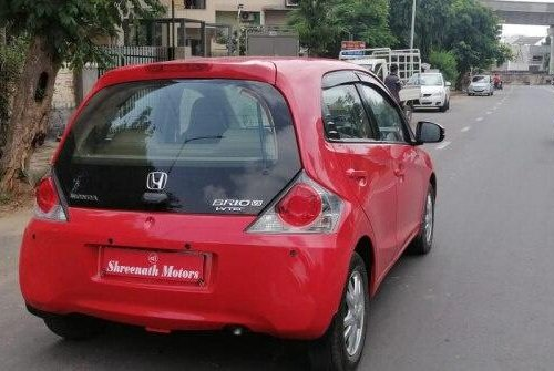 Used Honda Brio VX 2016 MT for sale in Ahmedabad