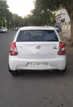Used Toyota Etios Liva 1.2 G 2014 MT for sale in Ahmedabad