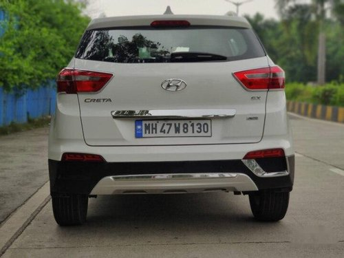Used 2017 Hyundai Creta AT for sale in Mumbai -12