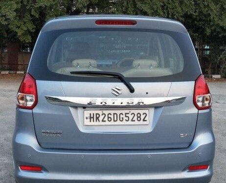 Used Maruti Suzuki Ertiga ZXI Plus 2017 MT for sale in New Delhi