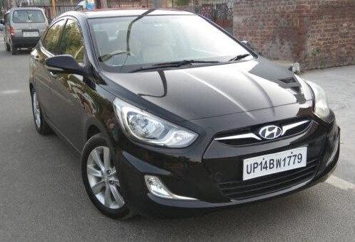 Used Hyundai Verna 2012 MT for sale in New Delhi