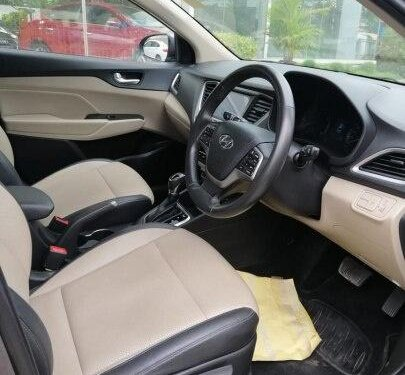 Used Hyundai Verna 1.6 SX VTVT 2017 AT for sale in Bangalore