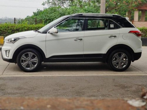 Used 2017 Hyundai Creta AT for sale in Mumbai -8