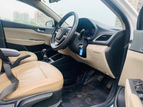Used Hyundai Verna S Plus 2018 MT for sale in Mumbai