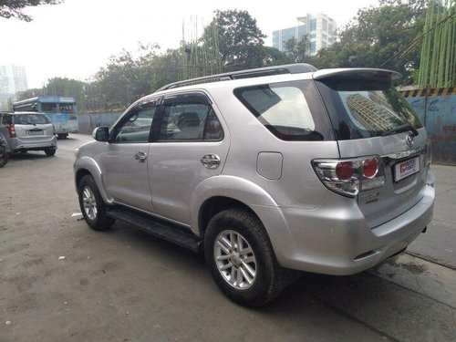 Used Toyota Fortuner 2012 AT for sale in Mumbai-9