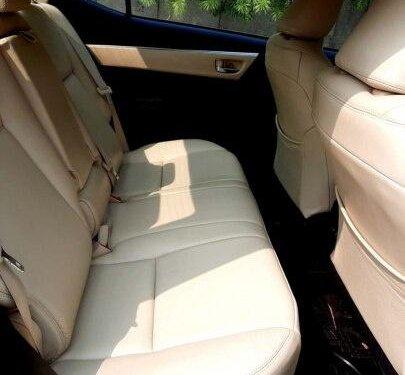 Used 2018 Toyota Corolla Altis AT for sale in New Delhi
