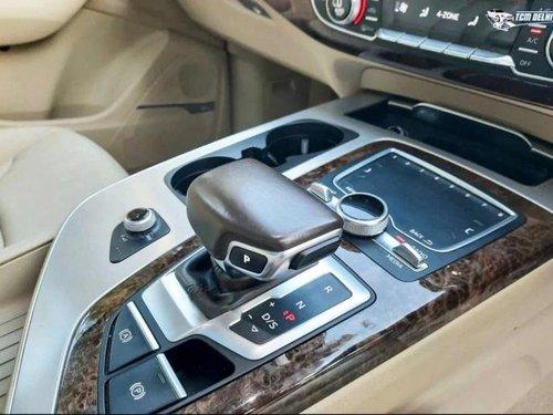 Audi Q7 45 TDI Quattro Technology 2017 AT for sale in New Delhi