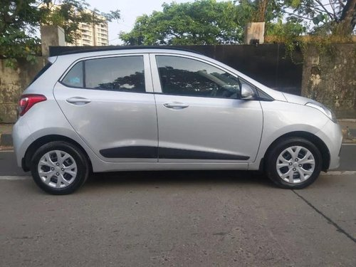 Hyundai Grand i10 CRDi Sportz 2016 MT for sale in Mumbai