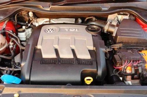 Volkswagen Polo Diesel Highline 1.2L 2014 MT for sale in Ahmedabad