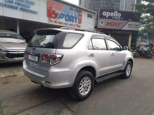Used Toyota Fortuner 2012 AT for sale in Mumbai-11