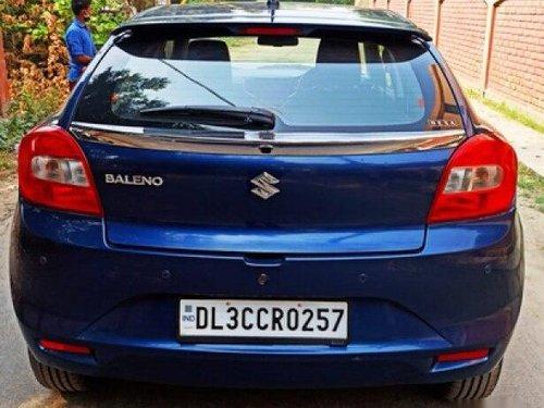 Used 2019 Maruti Suzuki Baleno Zeta AT for sale in New Delhi
