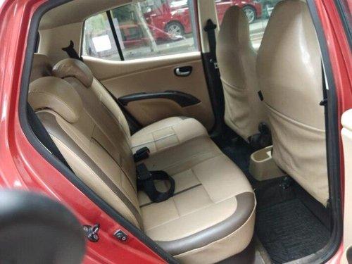 Used Hyundai i10 2010 MT for sale in Bangalore