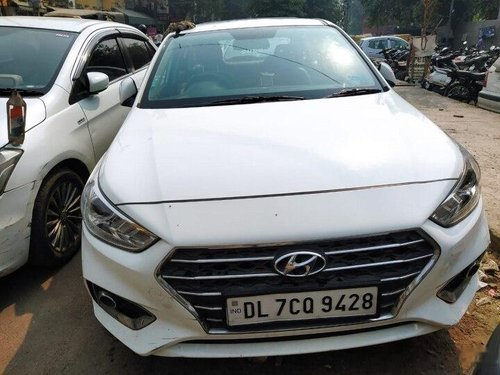 Used 2019 Hyundai Verna MT for sale in New Delhi