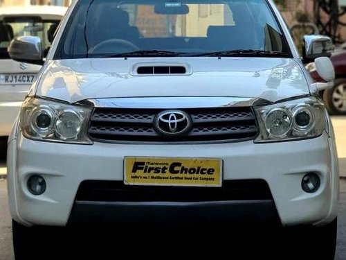 Used 2011 Toyota Fortuner 3.0 Diesel MT for sale in Jaipur
