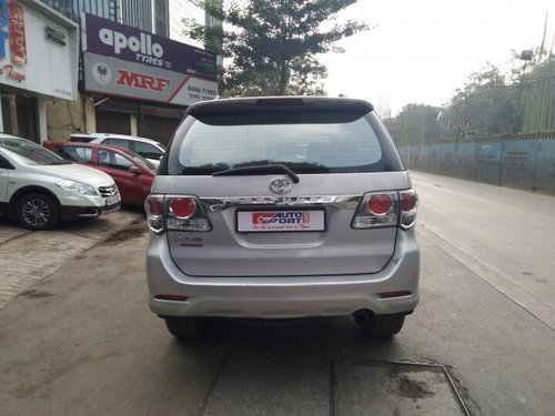 Used Toyota Fortuner 2012 AT for sale in Mumbai-10