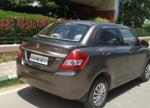 Used 2016 Maruti Suzuki Swift Dzire MT for sale in Bangalore