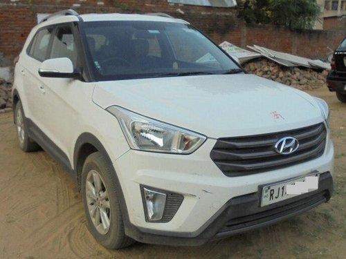 Used Hyundai Creta 2016 MT for sale in Jaipur