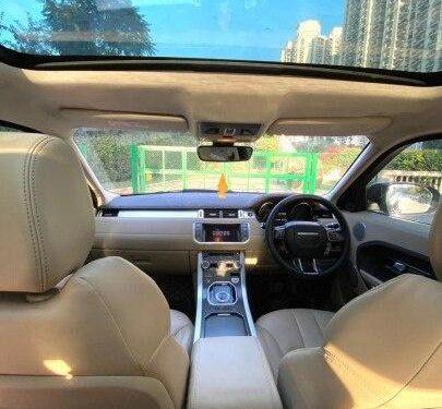 2013 Land Rover Range Rover Evoque AT for sale in New Delhi
