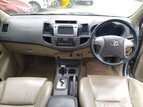 Used Toyota Fortuner 2012 AT for sale in Mumbai-5
