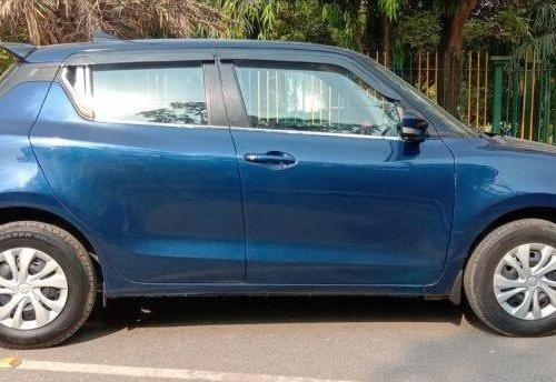 Used 2018 Maruti Suzuki Swift VXI MT for sale in Agra