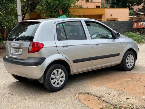 Used Hyundai Getz 1.3 GLS 2009 MT for sale in Bangalore