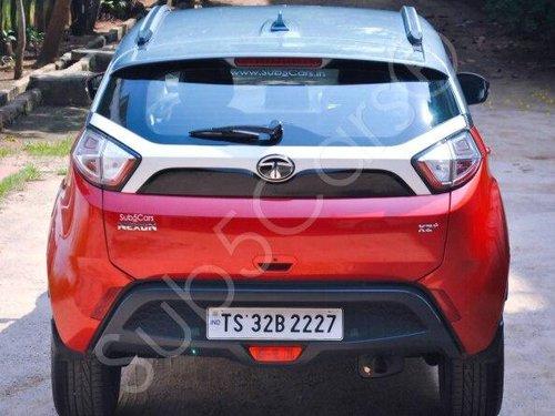 Tata Nexon 1.2 Revotron XZ Plus Dual Tone 2017 MT in Hyderabad