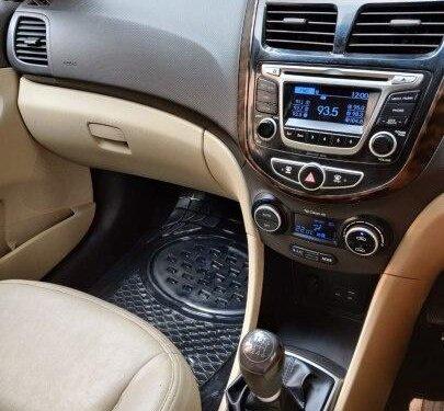 Used Hyundai Verna 2016 MT for sale in New Delhi
