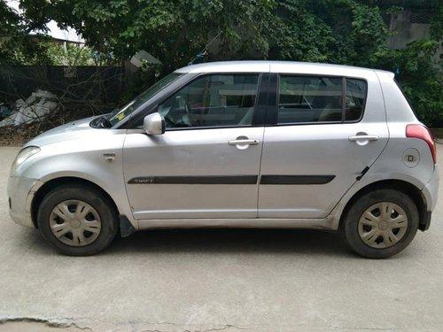 Used Maruti Suzuki Swift VDI 2010 MT for sale in Hyderabad
