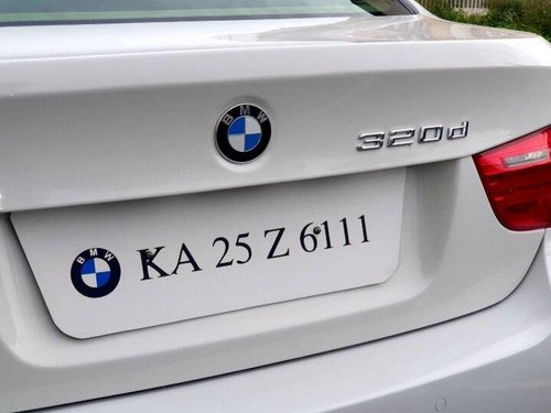 Used 2011 BMW 3 Series AT for sale in Bangalore